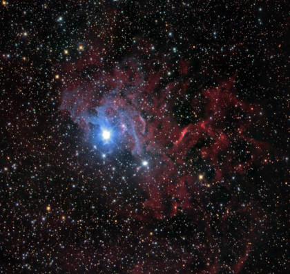 IC 405 - Color
