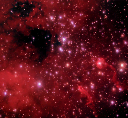 IC 410 - Color