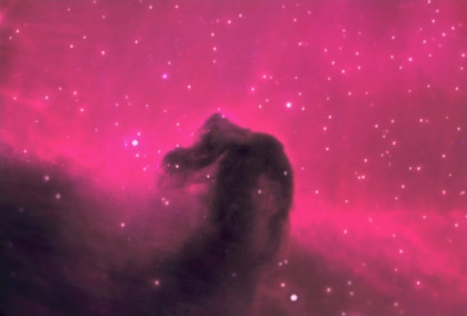 IC 434 (Horsehead Nebula) - Color