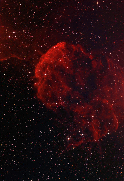 IC 443 (The Jelly Fish Nebula) - Color