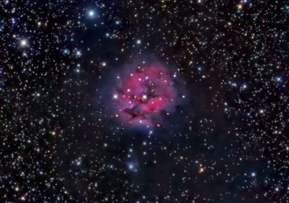 IC 5146 (The Cocoon Nebula) - Color