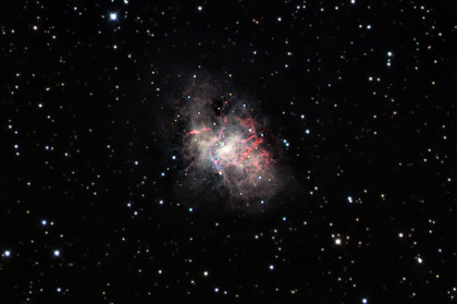M1 (Crab Nebula) - Color