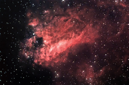 M17 (Swan Nebula) - Color