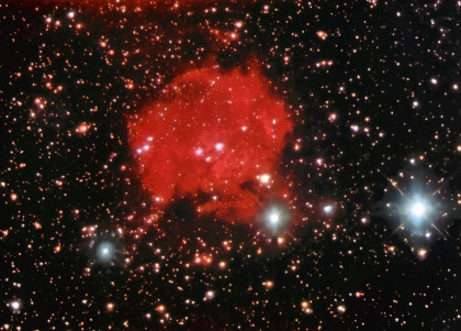 Sharpless 2-301 - Color