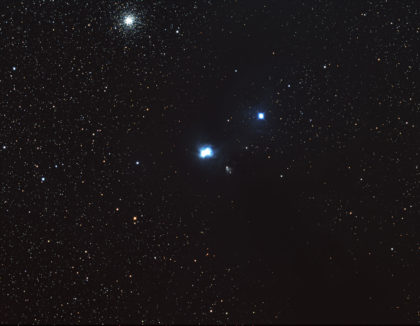 NGC6726 Field Image - Chile